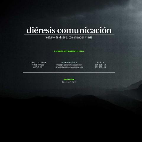 dieresis comunicacion